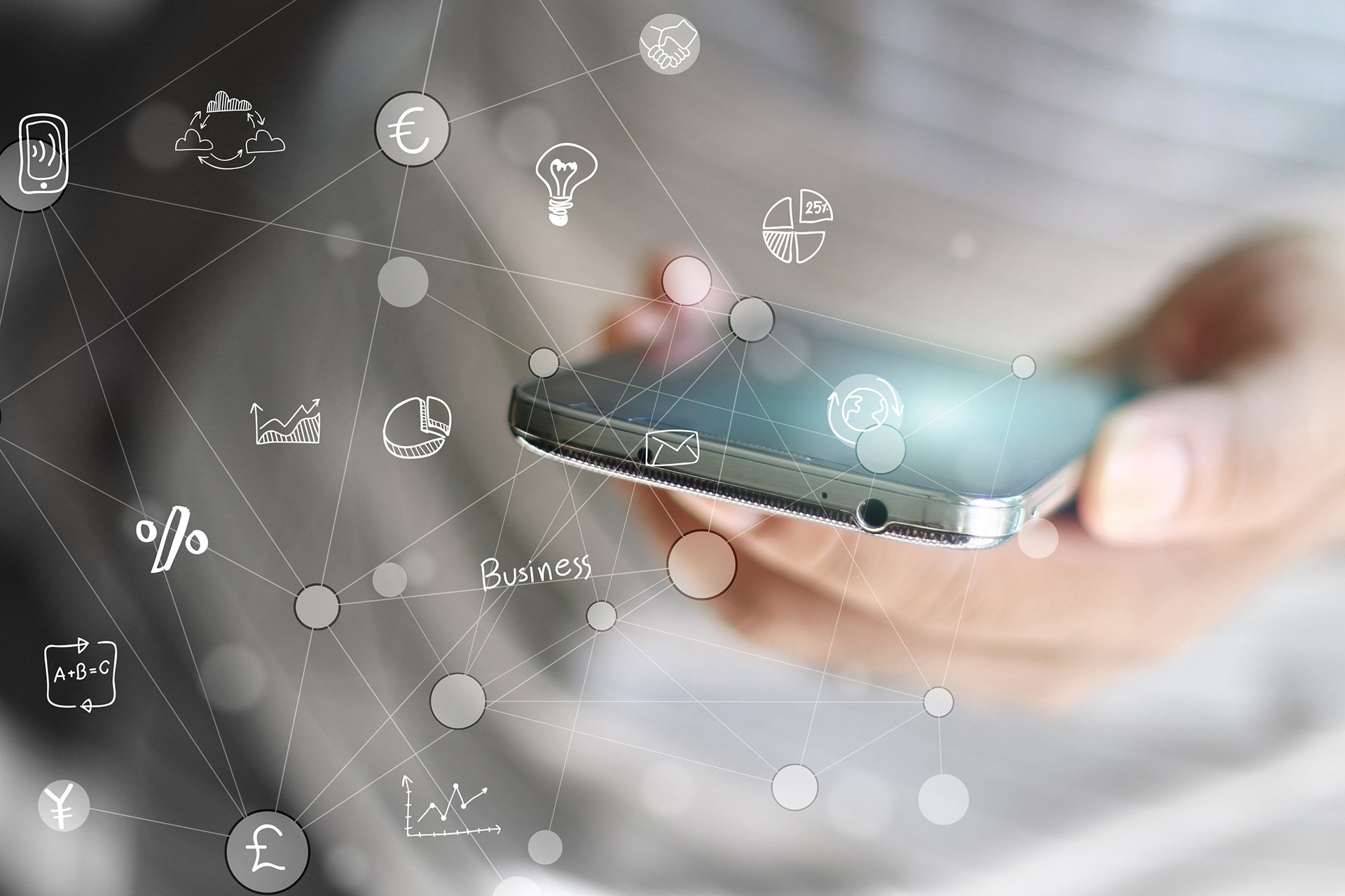 Mobile app growth is connected across multiple touch points