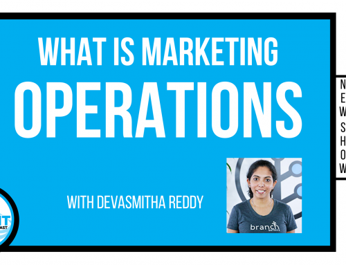 SUMMIT Podcast: What is Marketing Operations?