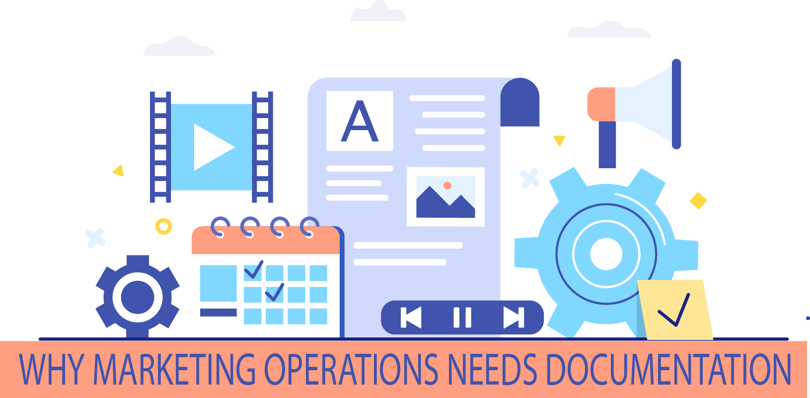 Why does marketing operations need documentation?