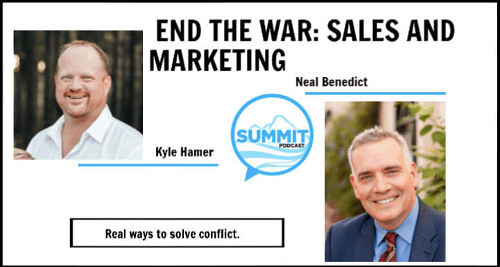 Summit Podcast - End sales and marketing war