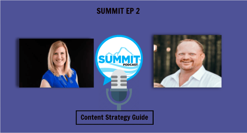 Listen to must have tips for Content Strategy