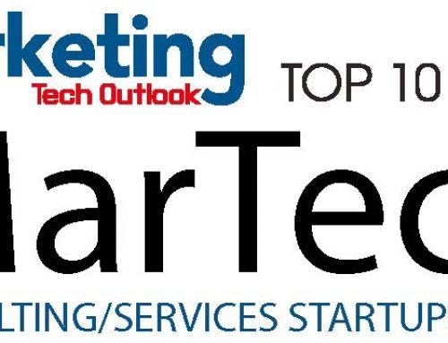 Top Ten MarTech Companies 2019