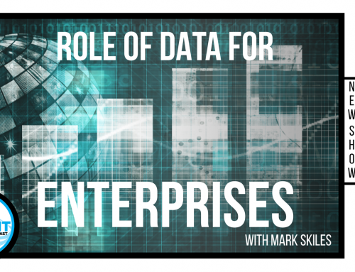The Evolving Role of Data in the Enterprise