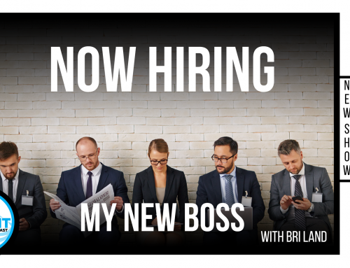 Now Hiring | My New Boss