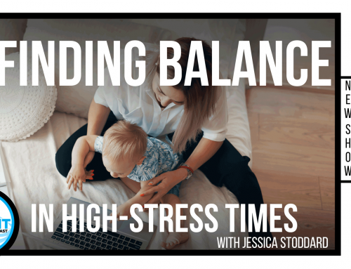 Find balance in high-stress times   360 degree leadership