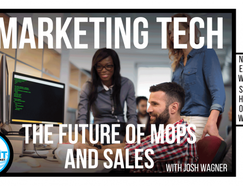 The Future of Marketing Technology and Sales