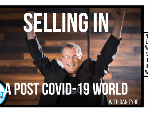 Selling in a post COVID-19 world.