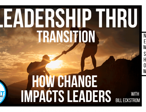 Leadership through transition – How change impacts leaders.