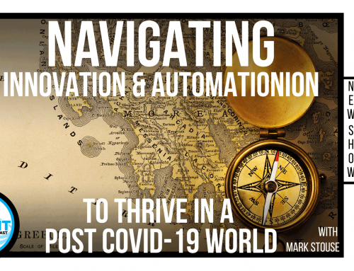 Navigating innovation and automation inside business