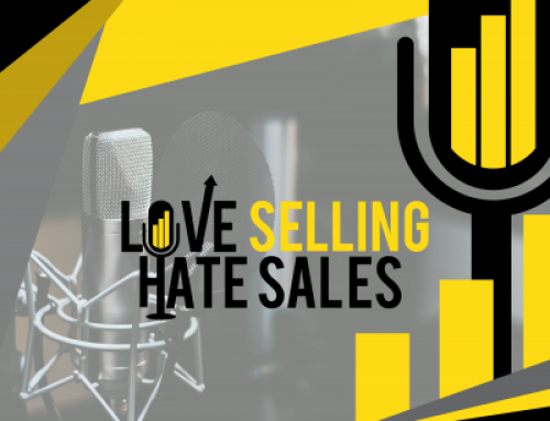 Love selling, hate sales – How to sell in the modern era.