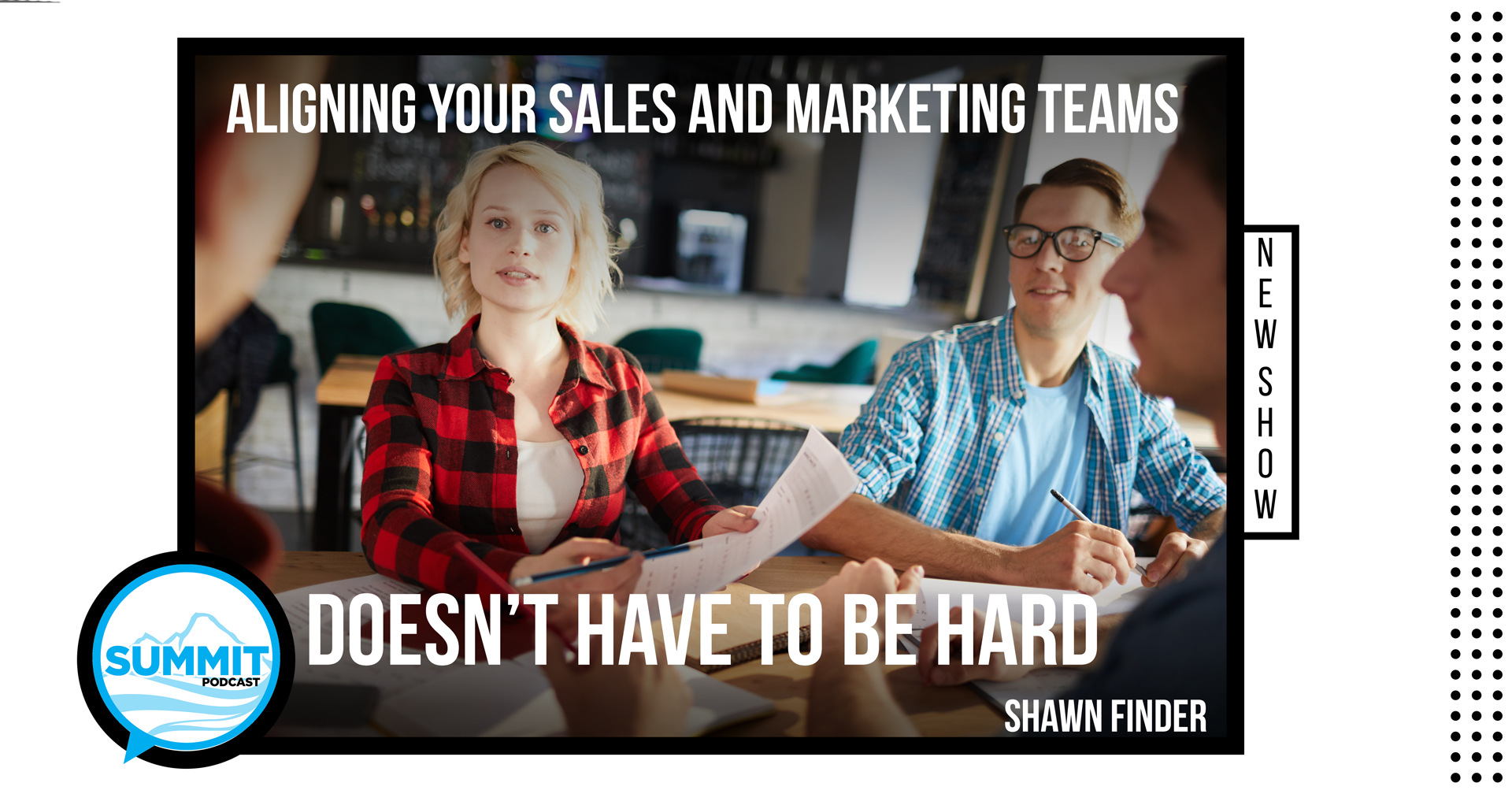 sales and marketing alignment - make it easy